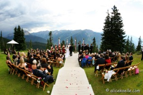 The Little Nell/Wedding Deck